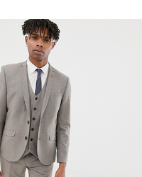 Heart & Dagger Slim Suit Jacket In Wool