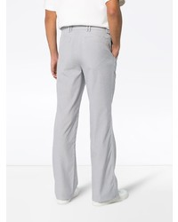 Mackintosh 0002 Double Loop Wool Blend Trousers