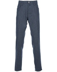 Jacob Cohen Wool Tailored Trousers