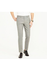Ludlow suit pant in italian stretch worsted wool medium 1252807