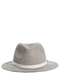 Rag and Bone Rag Bone Abbott Wool Fedora