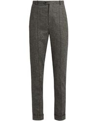Isabel Marant Katja Slim Fit Cropped Trousers
