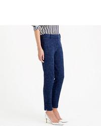 J.Crew Pinstripe Pant In Japanese Wool