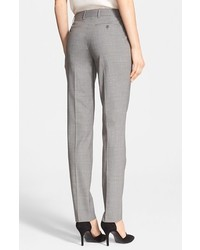 Theory Super Slim Edition Stretch Wool Pants