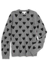 Burberry Mini Oykhel Wool Cashmere Sweater