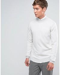 Turtleneck sweater in merino wool medium 823063