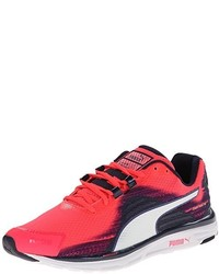 Hot Pink Athletic Shoes