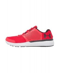 Under Armour Micro G Fuel Rn Neutral Running Shoes Redglacier Grayblack