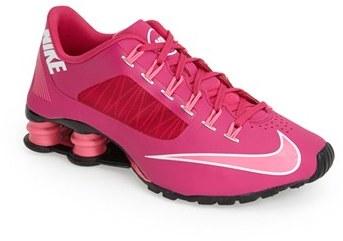 dd82ce749ec70b ... Hot Pink Athletic Shoes Nike Shox Superfly R4 Running Shoe ...