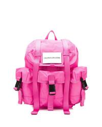 Calvin Klein Jeans Contrast Logo Backpack
