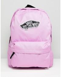 Vans Violet Realm Logo Backpack