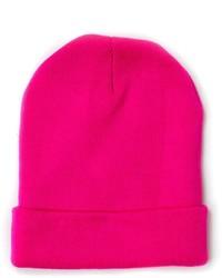 Hot Pink Beanie