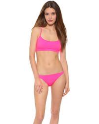 Milly Italian Hanalei Bikini Top