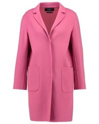 Aldeno classic coat rosa medium 4000522