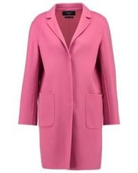 Aldeno classic coat rosa medium 4000522