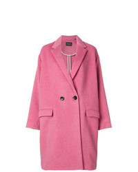 Isabel Marant Filipo Oversized Overcoat