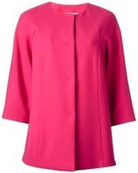 RED Valentino Round Neck Coat