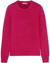 Michael Kors Michl Kors Collection Cashmere Sweater Pink
