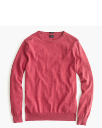 J.Crew Slim Cotton Cashmere Crewneck Sweater