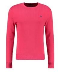 Ralph Lauren Slim Fit Jumper Tropic Pink