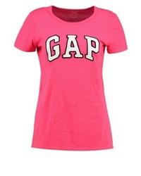 Gap Print T Shirt Rosehip
