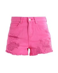Gelato denim shorts pink medium 4239273