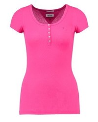 Tommy Hilfiger Basic T Shirt Pink