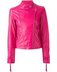 Hot Pink Jacket
