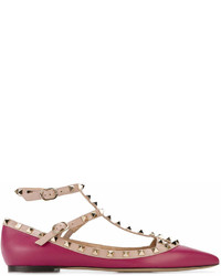 Garavani rockstud ballerinas medium 7013629