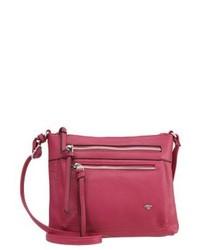 Avy across body bag pink medium 4121690