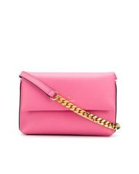 Philippe Model Foldover Top Shoulder Bag
