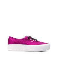 Vans Glitter Authentic Platform 20 Sneakers