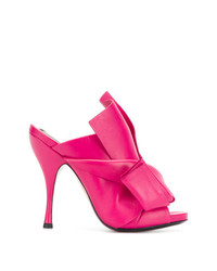 29f4778770 Hot Pink Mules for Women | Women's Fashion | Lookastic UK