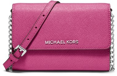 909624f3bfd7c 48a22 d8812  hot hot pink leather satchel bags michael michael kors michl  michl kors large jet set saffiano