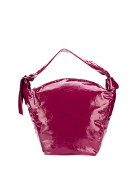 Isabel Marant Eewa Patent Leather Tote