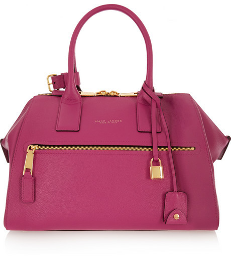 991048bbbf0 Marc Jacobs Incognito Medium Textured Leather Tote, £1,805 | NET-A ...