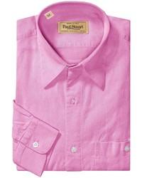 Hot Pink Long Sleeve Shirt