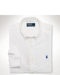 Polo Ralph Lauren Slim Fit Surf Wash Oxford