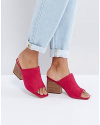 ... Asos Ticklish Mule Sandals 48e7a43a993