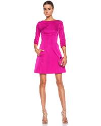 Nina Ricci Mini Poly Blend Dress