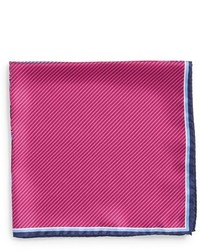 Jz Richards Silk Pocket Square