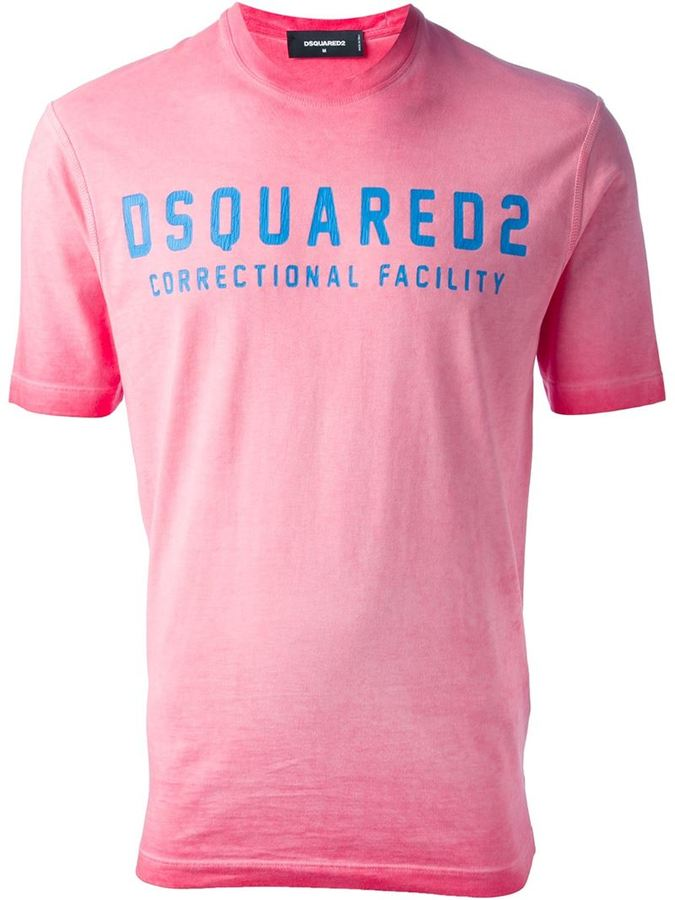 DSquared 2 Printed T Shirt | Where to buy & how to wear