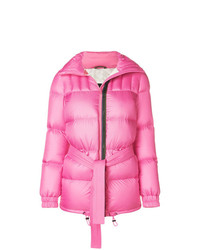 Mr & Mrs Italy Trimmed Puffer Jacket