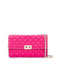 Valentino Garavni Spike Chain Bag