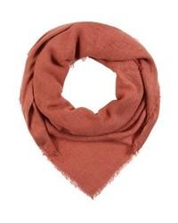 Fou flo scarf dark rose medium 4138954