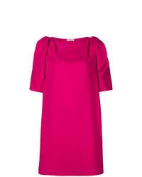 Hot Pink Shift Dress