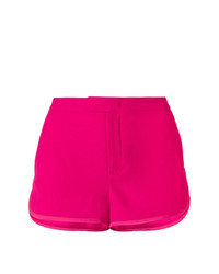 RED Valentino Track Style Tailored Shorts