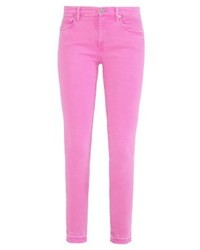 Halle slim fit jeans pink medium 3896263