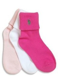 Hot Pink Socks