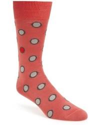 Paul Smith Odd Bullseye Dot Socks